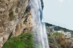 Cascade de Clars (Escragnolles)