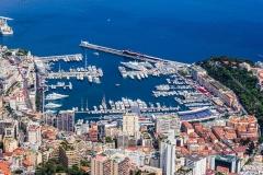 Le port de Monaco