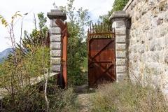 Porte du fort