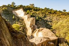 Ruines coté Ouest