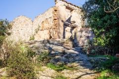 Ruine vers Fréjus