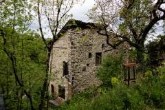 Peyrusse-le-Roc  -  Maison du meunier
