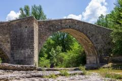 Pont Roman. Pont de Mane