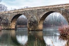 La-Roque-sur-Cèze. Pont Martell