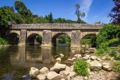 Le pont de Cénéri-le-Géreil