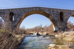 Pont Julien. Bonnieux