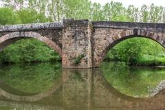 Najac. Pont Saint Blaise