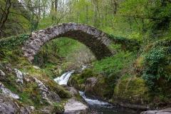 Peyrusse-le-Roc. Pont du Parayre