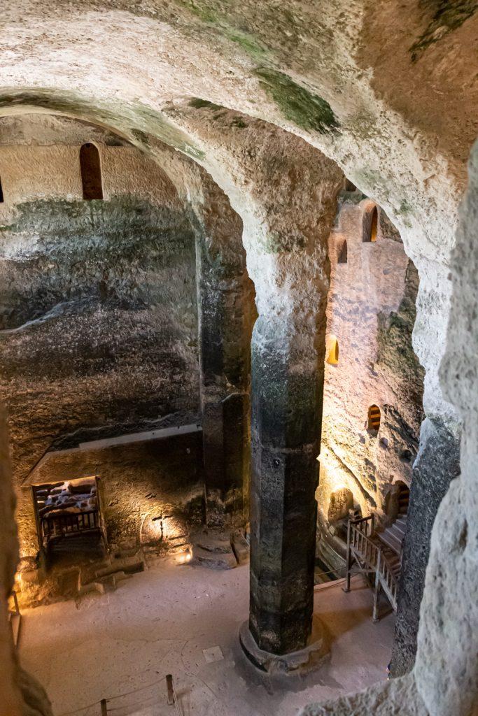 Eglise monolithe - Aubeterre/Dronne